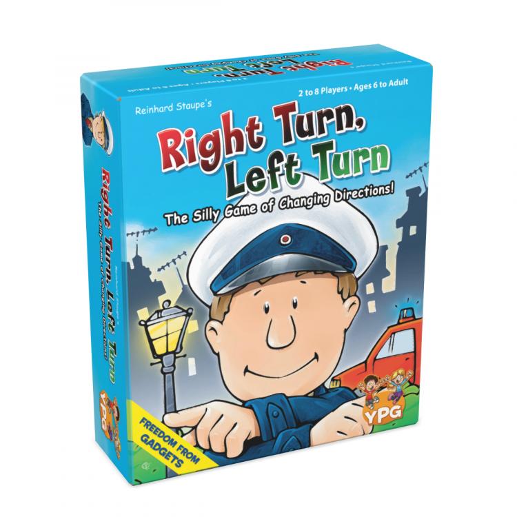 Right Turn Left Turn