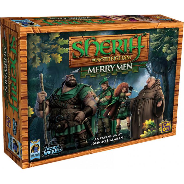 Sheriff of Nottingham: Merry Men Expansion